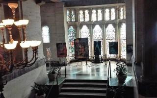 Night Gallery 50th anniversary retrospective exhibit review