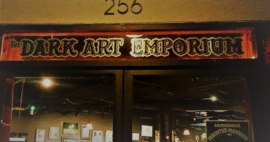 Dark Art Emporium Entrance