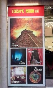 Escape Room L.A. theatre review