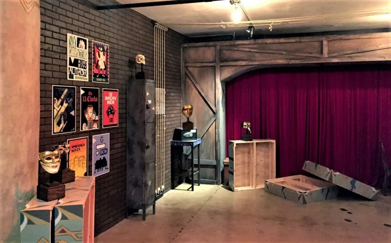 Escape Room LA haunted theatre review