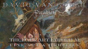 paradiso's fall david van gough exhibit