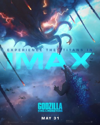 Godzilla King of the Monsters IMAX
