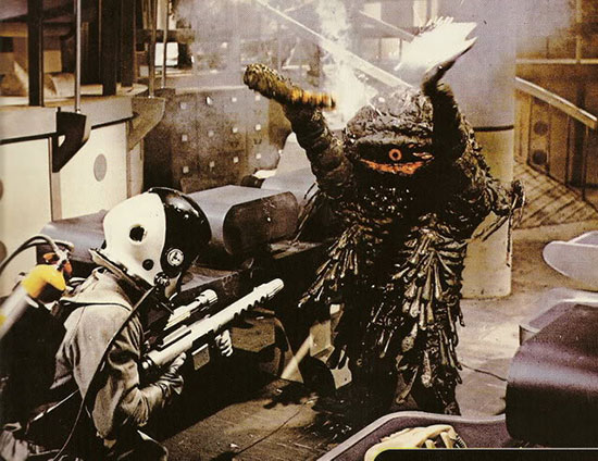The Green Slime 1968