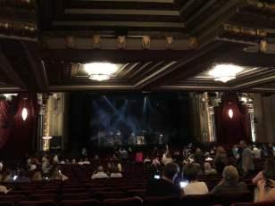 The Stage is set for Phantom of the Opera. Copyright 2019 Yuki Tanaka