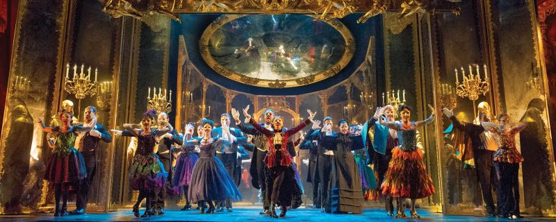 Phantom of the Opera Touring Production 2019