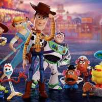 Review: Toy Story 4 in D-Box