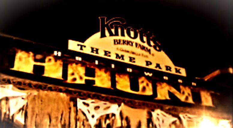 Knott's Halloween Haunt History 2007