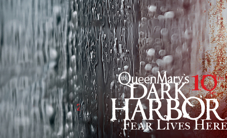 Queen Mary Dark Harbor 2019 ad