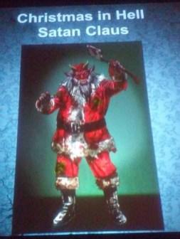 Halloween Horror Nights 2019: Christmas in Hell