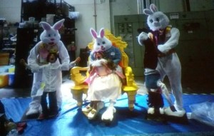 Halloween Horror Nights 2019 Easter Bunnies
