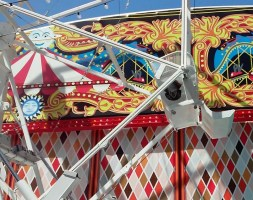 The Derry Canal Days Ferris Wheel