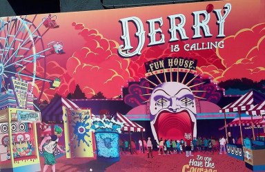 The Derry Canal Days Festival Photo Op