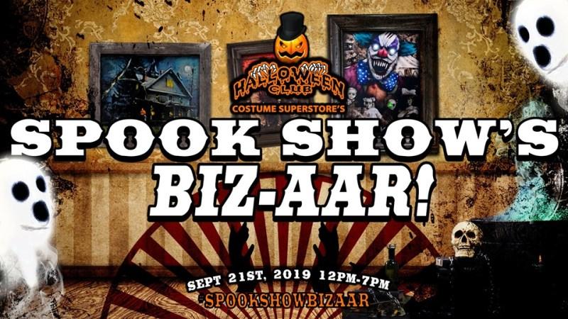 Spook Show's Biz-aar