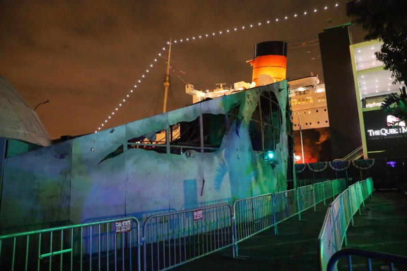 Queen Mary Halloween 2019 Review