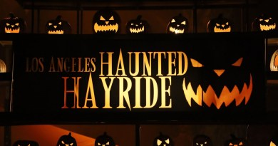 L.A. Haunted Hayride Review
