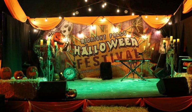 2019 Los Angeles Haunted Hayride