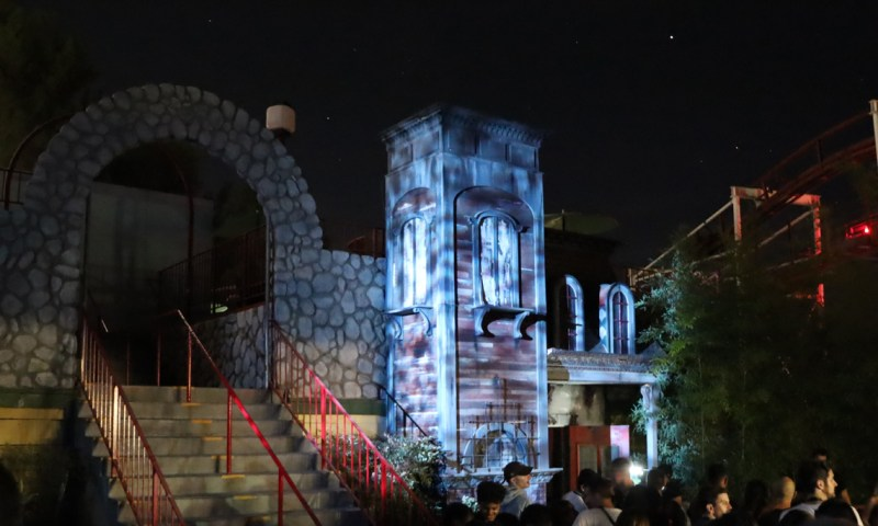 Six Flags Fright Fest 2019 Review Willoughby's Resurrected