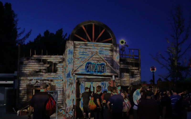 Magic Mountain Fright Fest 2019
