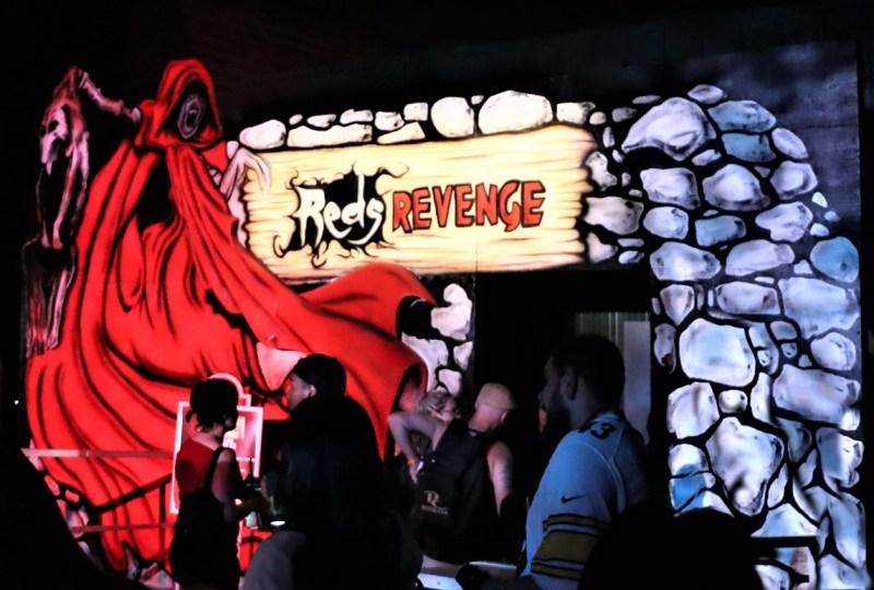 Red's Revenge