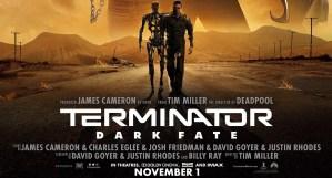 Terminator Dark Fate Release Date