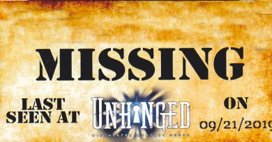 Winchester Mystery House: Unhinged Missing
