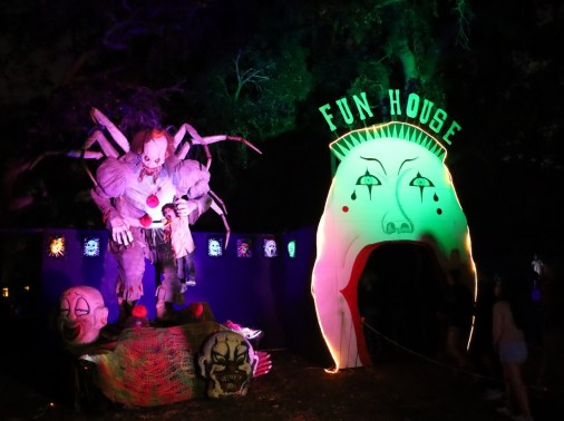 San Diego Halloween Haunts 2019 photographs