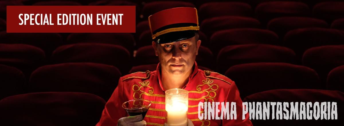 Cinema Phantasmagoria Halloween Horror Film Experience