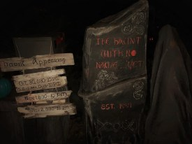 The Haunt with No Name Yet 2019