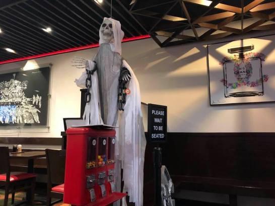 My Ramen Bar Halloween 2019