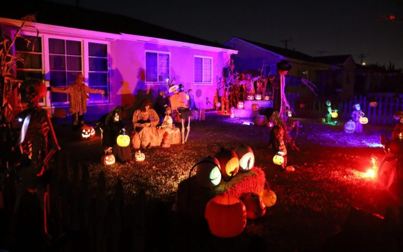 San Gabriel Valley Yard Haunts: Haunted by Memories Manor