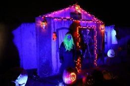 Terror in Train Town Hyde Street Haunted House