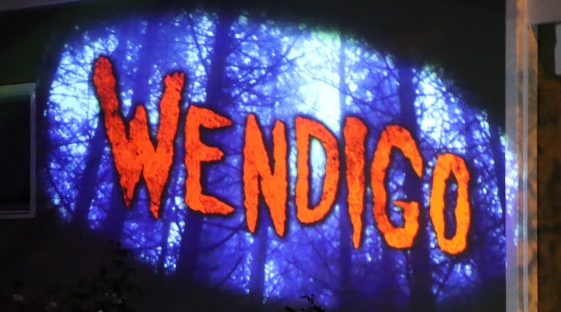 Wendigo Home Haunt Video
