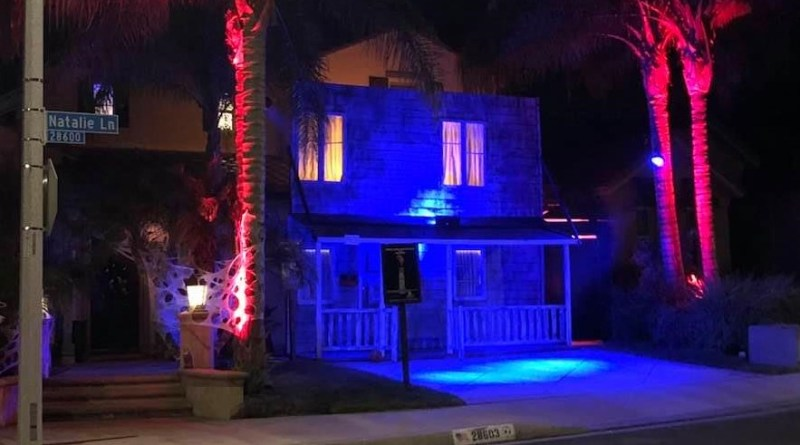 Santa Clarita Halloween Yard Haunts 2019