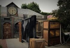 Steamtown Gotham yard haunt 2019