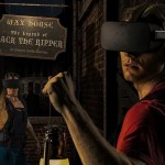 Wax House Jack the Ripper Virtual Reality Haunted House