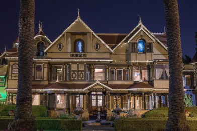 Unhinged Review: Winchester Mystery House Halloween 2019