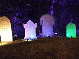 Welcome Foolish Mortals Halloween haunt 2019