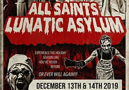 All Saints Lunatic Asylum Christmas 2019 crop