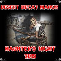 Desert Decay Manor: Haunter's Night