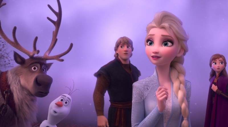Frozen 2 at El Capitan Theatre Hollywood