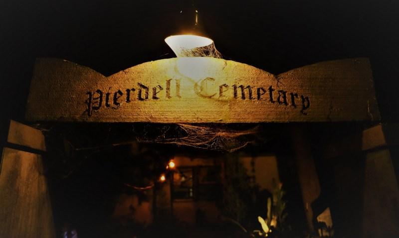 Pierdel Cemetery yard haunt 2019