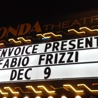 Fabio Frizzi: The Beyond Composer's Cut Tour (review)