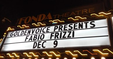 Fabbio Frizzi The Beyond Composer's Cut Tour Review