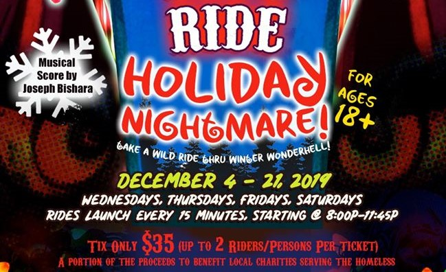 Dark Dark Ride Holiday Nightmare (2)