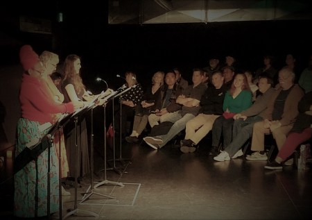 Wicked Lit Staged Readings Review
