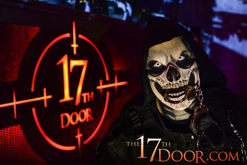 17th Door Haunted House