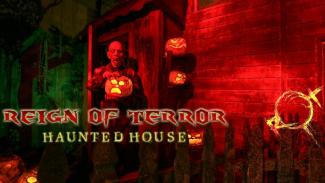 Reign of Terror 2020 Halloween open