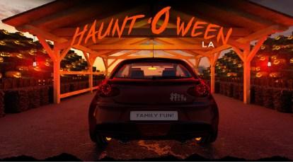 Haunt'O Ween logo