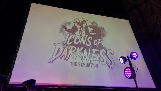 Icons of Darkness: The Exhibition