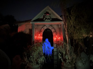 Spirit in a Tomb